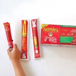 annie's homegrown yogurt tubes